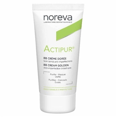 Noreva  Actipur BB Cream Golden 30ml Renksiz